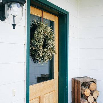 My Houzz: Northwest Couple Make a Rural Homestead Their Own