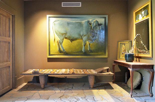 Farmhouse Entry by Sarah Greenman