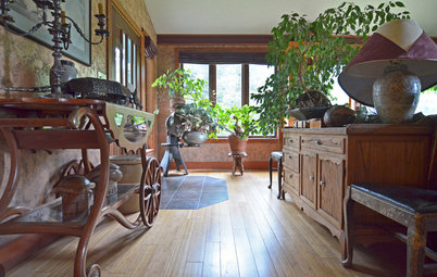 My Houzz: Pursuing Their Life's Work in Rural Oregon