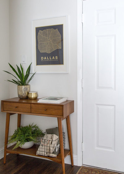 Midcentury Entry by Angela Flournoy