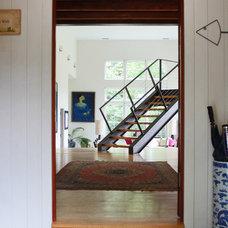 Rustic Entry by Laura Garner