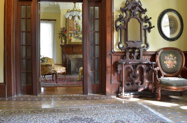 My Houzz Step Inside A Grand 1800s Victorian
