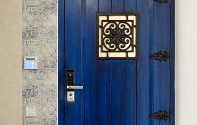 10 Inviting Ways to Design Your Home's Entrance