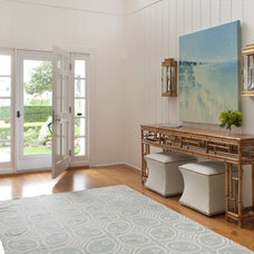 Beach Style Entry by Annsley Interiors
