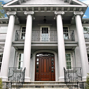 Neo-Classical, Colonial house