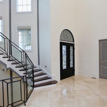 New Construction Design - Main Floor