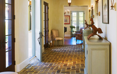Embrace a Few Beautifully Weathered Surfaces for a Happy, Durable Home