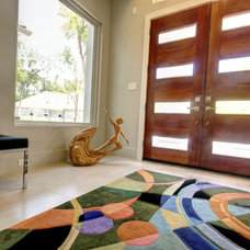Contemporary Entry by Fairmont Homes