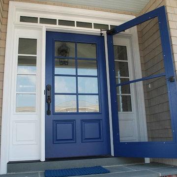 New England Style Doors