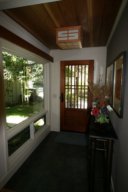 asian entry by Ashford Associates