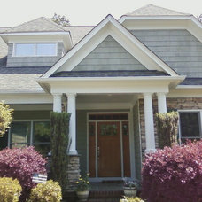 Traditional Entry by Kolby Construction Company
