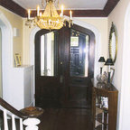Knotty Alder Cabinets - Traditional - Kansas city - by ...