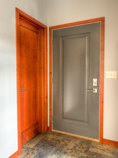 Waudena Millwork Exterior And Interior Doors On New Construction