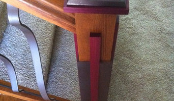 newel post overlay