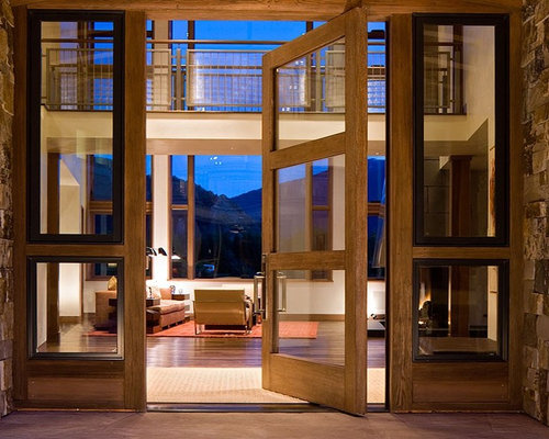 Fiberglass Entry Doors Contemporary | Houzz