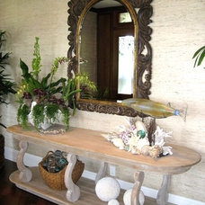 Tropical Entry by D for Design