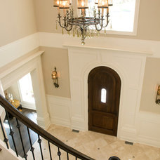 Traditional Entry by Jennifer Pacca Interiors
