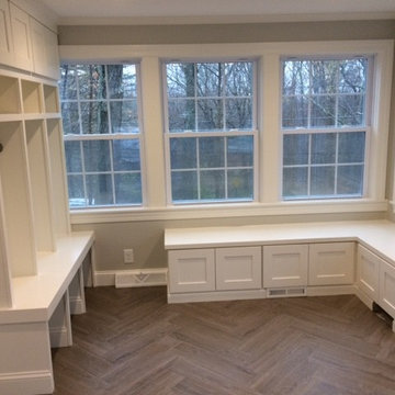 North Reading Mudroom/Sunroom