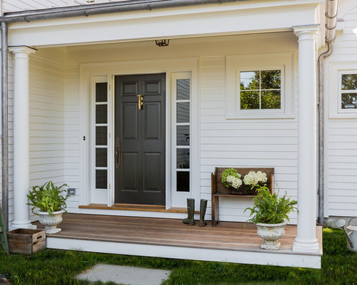 25 Best Traditional Front Door Ideas Decoration Pictures Houzz