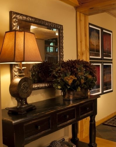 Foyer Decor St Jerome : Foyer table lamp ideas pictures remodel and decor
