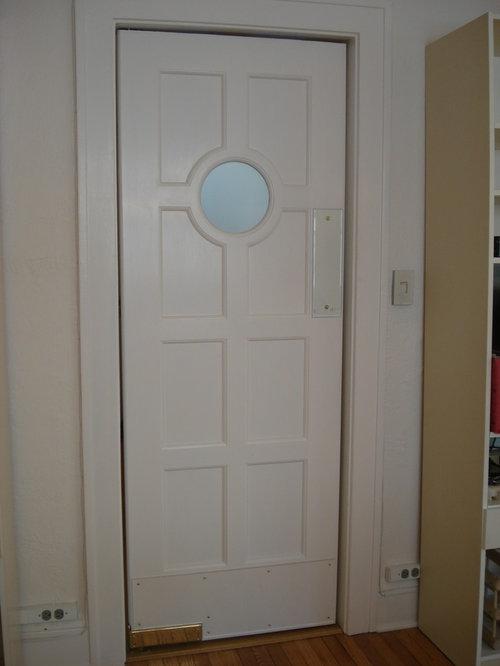 & Kitchen Porthole Doors