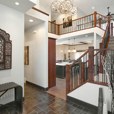 Transitional Entry by Parkwood Master Builder