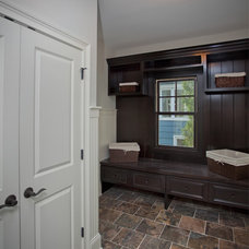 Entry by Oakley Home Builders