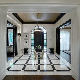 Oakville Classic - Foyer & Dining Room