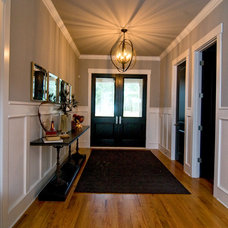 Traditional Entry by Whitney Blair Custom Homes