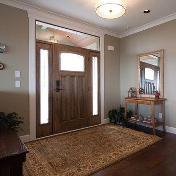 Oceanfront Craftsman - Custom Home