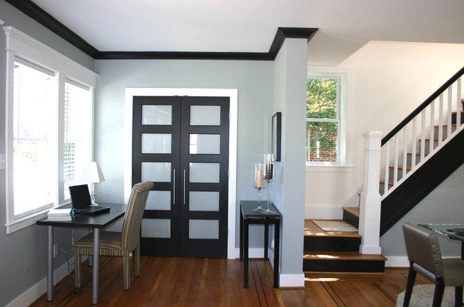 Contemporary Closet by Charleene's Houses, LLC