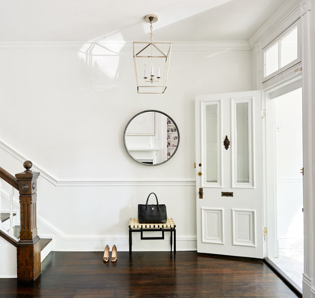 Traditional Entry by Stuart Nordin Design