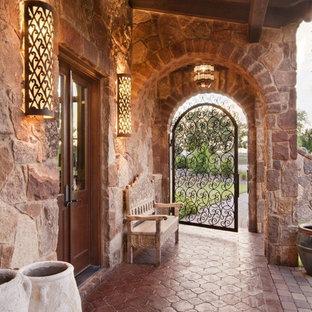 Old World Hacienda by John Siemering Homes Austin TX