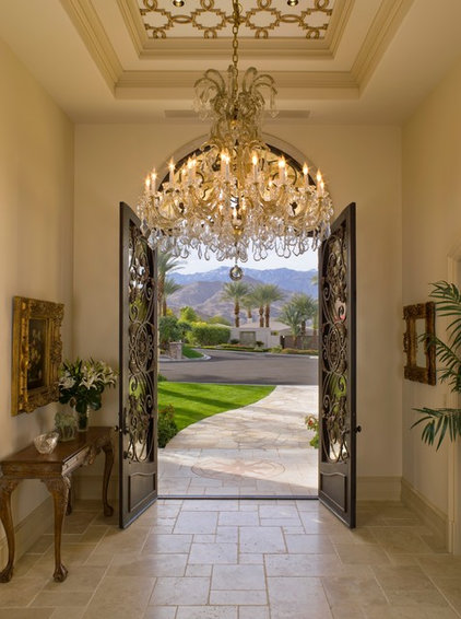 Mediterranean Entry by SoCal Contractor