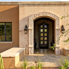 Mediterranean Entry by Mike Wachs Construction Co., Inc.