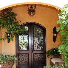 Mediterranean Entry by Dailinger Designs