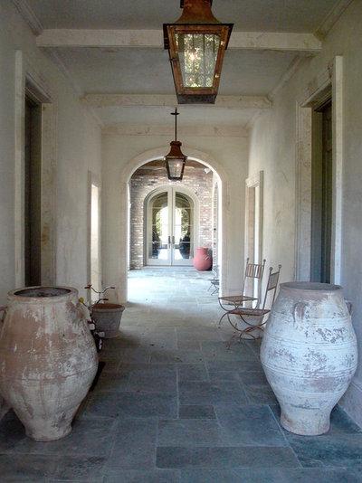 Mediterranean Entrance by Bella Dura Architectural Stone