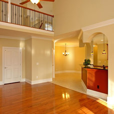 Traditional Entry by Stanton Homes
