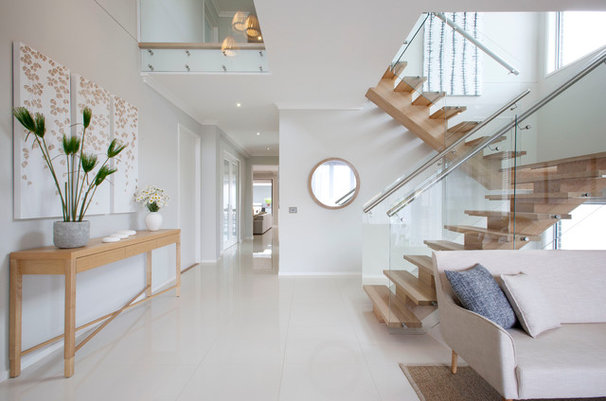 Contemporary Entry by Michelle Williams Photography