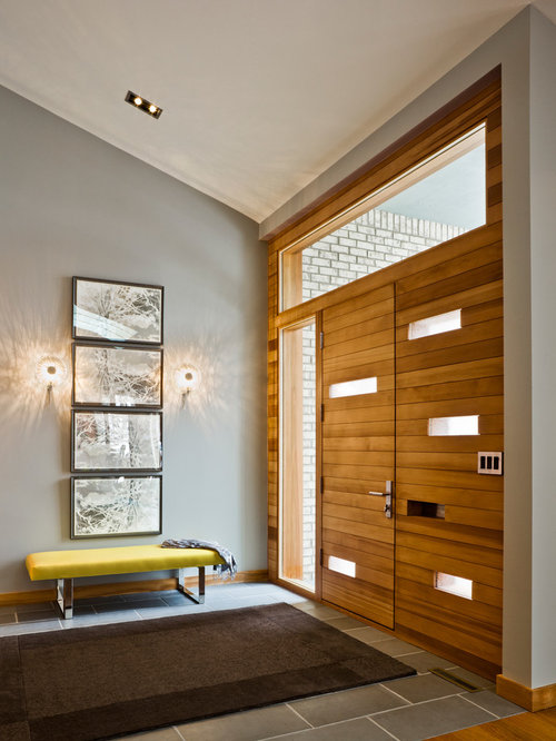 Doors Medium And Ideas: Modern Wood Doors Home Design Ideas, Pictures, Remodel And