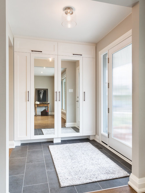 25 Best Slate Floor Foyer Ideas, Designs & Remodeling Pictures | Houzz