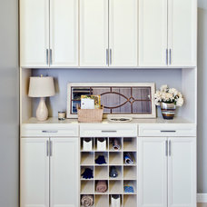 Traditional Entry by Organized Living