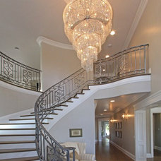 Traditional Entry by Sterling Interiors