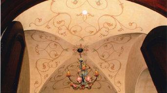 Ornamental Ceilings