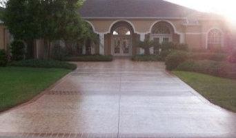 Our Concrete Flooring