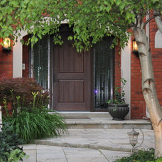 Traditional Entry by Lori Pedersen Home Staging+Styling