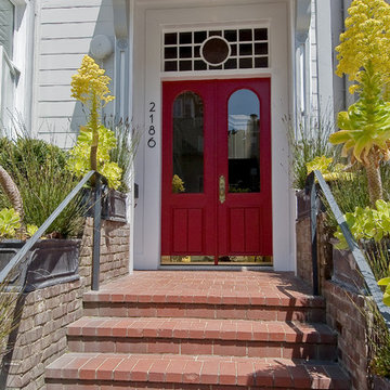 Pacific Heights home rejuvenation