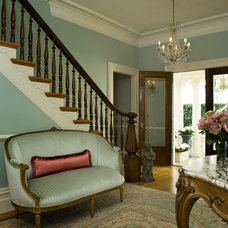 Traditional Entry by Jona Collins Interior Design
