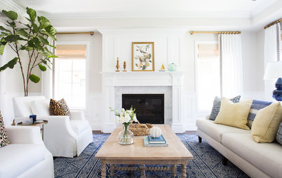 Room of the Day: East Coast Preppy Meets West Coast Cool