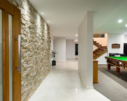 Hall d\'entrée moderne Sunshine Coast : Photos et idées déco de halls ...
